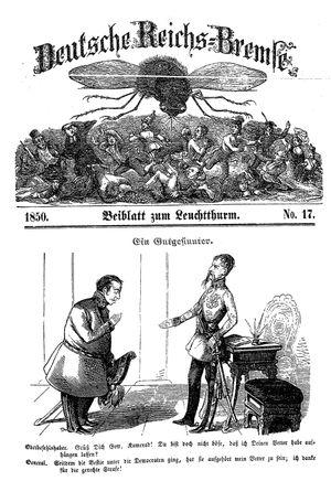 Deutsche Reichs-Bremse vom 04.05.1850