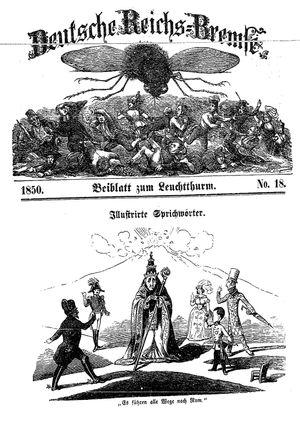 Deutsche Reichs-Bremse vom 11.05.1850