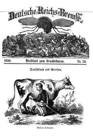 Deutsche Reichs-Bremse vom 25.05.1850