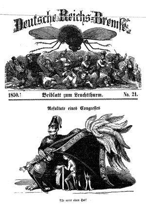 Deutsche Reichs-Bremse vom 08.06.1850