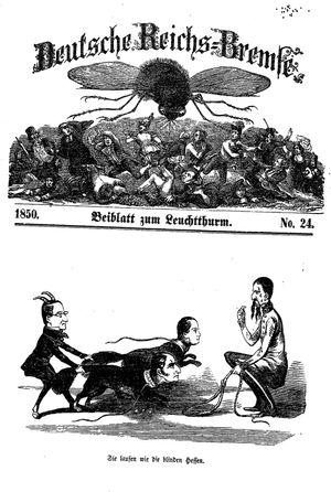 Deutsche Reichs-Bremse vom 29.06.1850