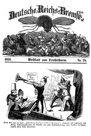 Deutsche Reichs-Bremse on Jul 27, 1850