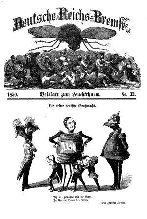 Deutsche Reichs-Bremse vom 24.08.1850