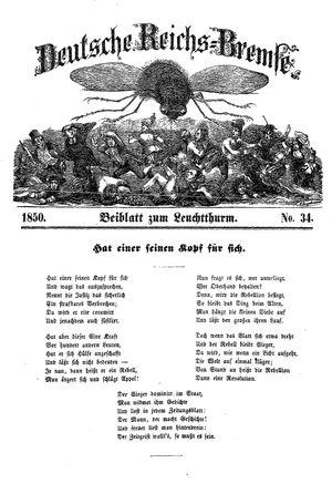 Deutsche Reichs-Bremse on Sep 7, 1850