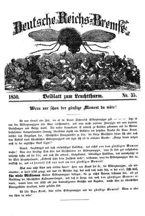 Deutsche Reichs-Bremse vom 14.09.1850