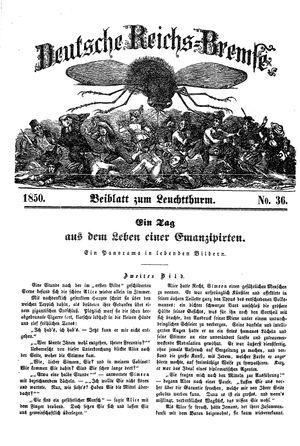 Deutsche Reichs-Bremse vom 21.09.1850