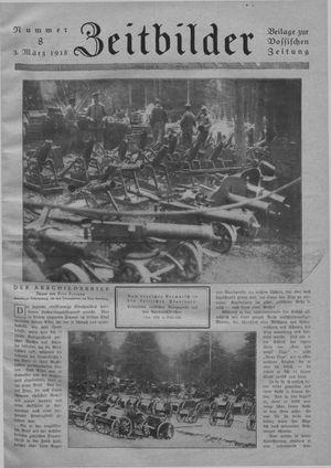 Zeitbilder vom 03.03.1918