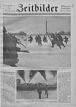 Zeitbilder vom 07.04.1918