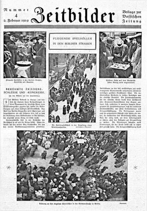 Zeitbilder vom 02.02.1919