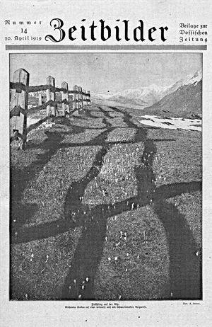 Zeitbilder vom 20.04.1919