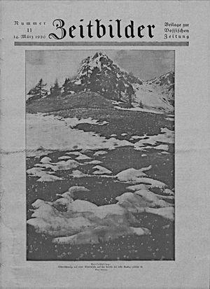 Zeitbilder vom 14.03.1920