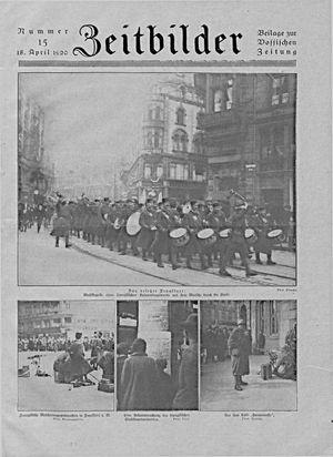 Zeitbilder vom 18.04.1920