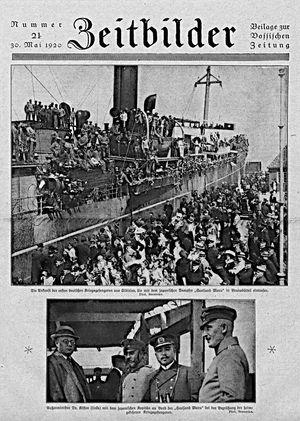 Zeitbilder vom 30.05.1920