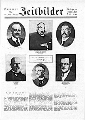 Zeitbilder vom 20.06.1920
