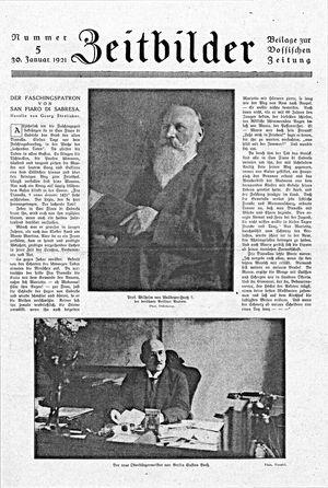Zeitbilder vom 30.01.1921