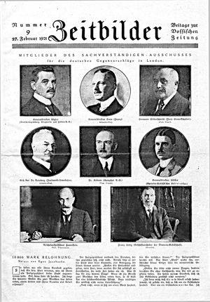 Zeitbilder vom 27.02.1921