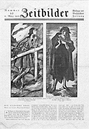 Zeitbilder vom 06.03.1921