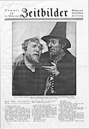 Zeitbilder vom 20.03.1921