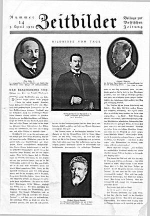 Zeitbilder vom 03.04.1921