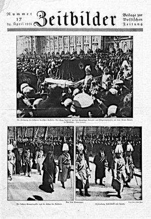 Zeitbilder vom 24.04.1921