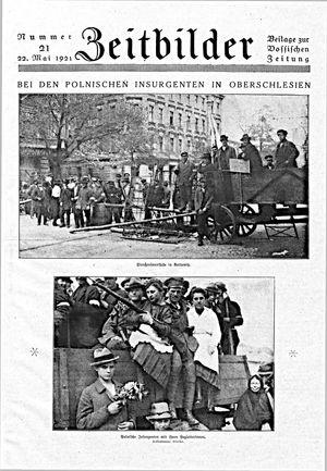 Zeitbilder vom 22.05.1921