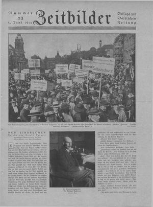 Zeitbilder vom 05.06.1921