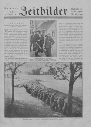 Zeitbilder vom 12.06.1921