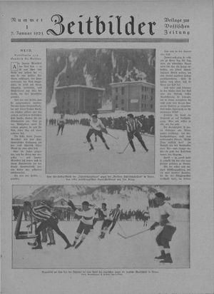 Zeitbilder vom 07.01.1923