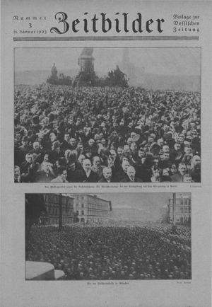 Zeitbilder vom 21.01.1923