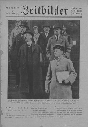 Zeitbilder vom 28.01.1923