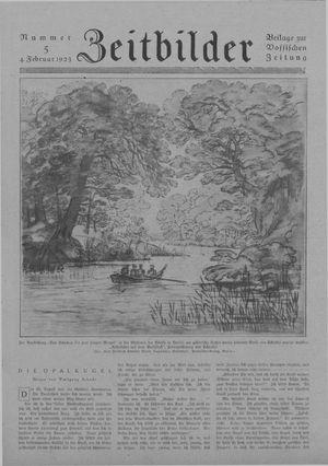 Zeitbilder vom 04.02.1923