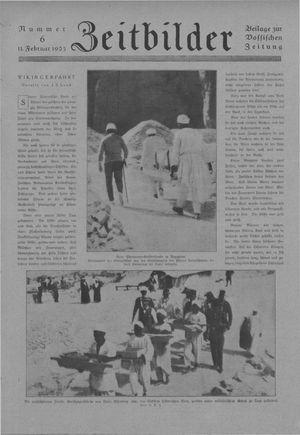 Zeitbilder vom 11.02.1923