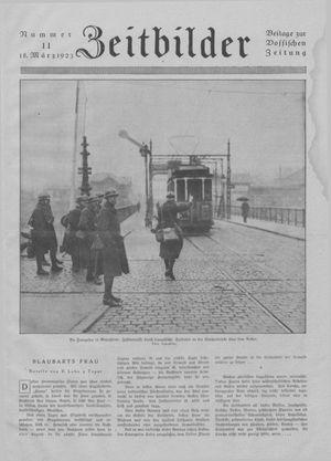 Zeitbilder vom 18.03.1923