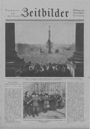 Zeitbilder vom 01.04.1923