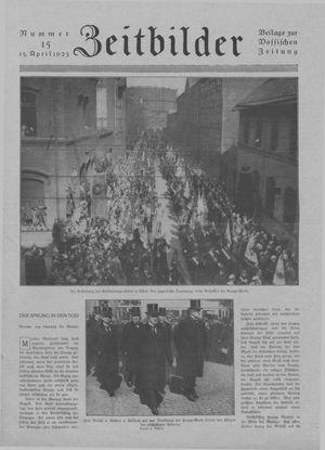 Zeitbilder on Apr 15, 1923