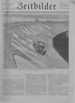 Zeitbilder vom 29.04.1923