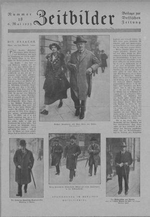 Zeitbilder vom 06.05.1923