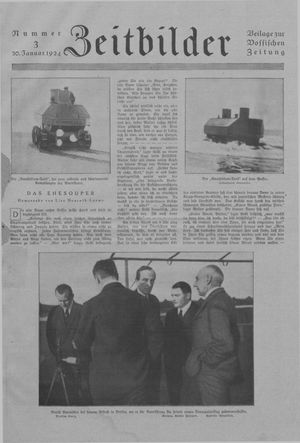 Zeitbilder vom 20.01.1924