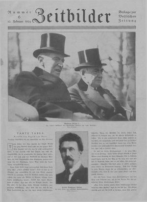 Zeitbilder vom 10.02.1924