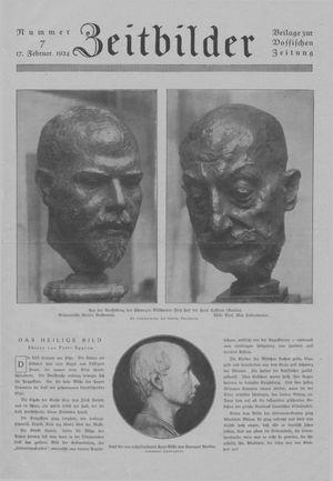 Zeitbilder vom 17.02.1924