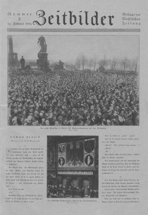 Zeitbilder vom 24.02.1924