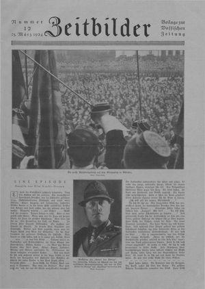 Zeitbilder vom 23.03.1924