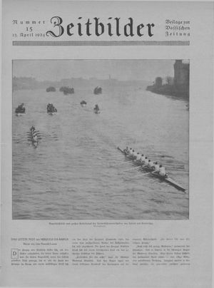 Zeitbilder vom 13.04.1924