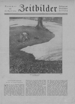 Zeitbilder vom 20.04.1924