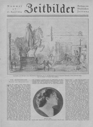 Zeitbilder vom 27.04.1924
