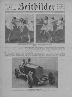 Zeitbilder vom 04.05.1924