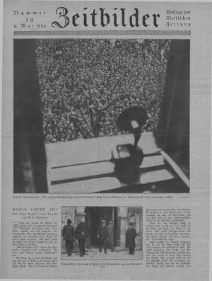 Zeitbilder vom 11.05.1924