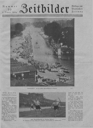 Zeitbilder vom 01.06.1924