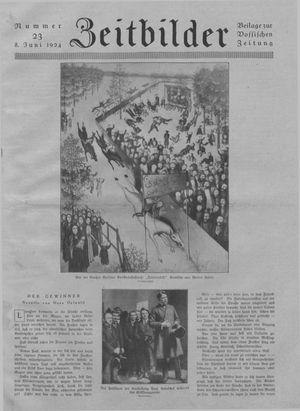 Zeitbilder vom 08.06.1924