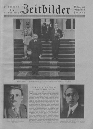 Zeitbilder vom 22.06.1924